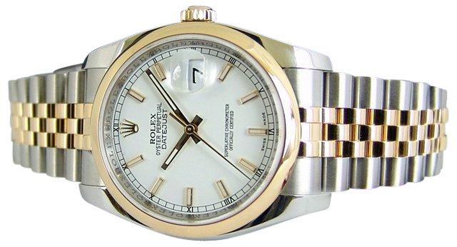 Datejust rolex men's watch jubilee bracelet date just