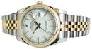 Datejust rolex men's watch jubilee bracelet date just