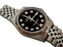 Diamond dial rolex jubilee date just watch gents