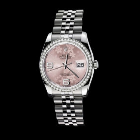 Jubilee bracelet rolex date just watch woman men's