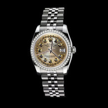 Jubilee bracelet rolex date series watch woman men's