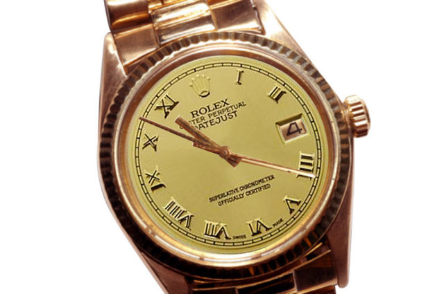 Ladies rolex datejust watch jubilee bracelet women