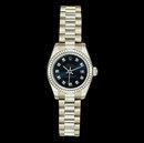 Ladies president Day-Date watch ROLEX white gold