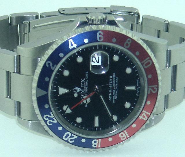 Rolex GMT Master II List Oyster Perpetual Pristine