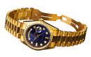 Rolex Presidents Day-Date watch yellow gold diamonds