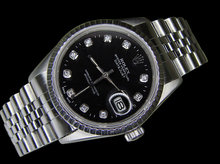 Rolex datejust watch jubilee bracelet date just men's