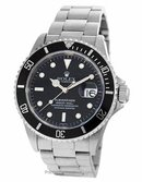 Rolex submariner watch Black bezel model oyster