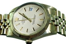 Stainless steel rolex datejust watch man jubilee rolex