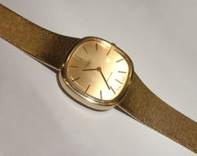 TISSOT PURE GOLD wrist watch L@@K watch gold wrist