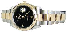 Bracelet watch ladies date just Rolex datejust oyster