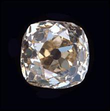 Big 2.51 carats old mine cut loose diamond new
