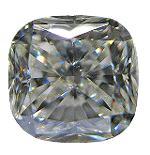 Cushion cut loose diamond 1.25 carats F VS1 diamond new