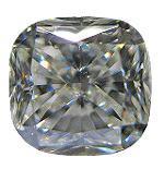 Cushion cut loose diamond 1.25 carats G SI1 diamond new