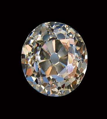 1.25 ct. G/H VS1 old miner old mine cut loose diamond