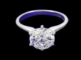1.51 Ct. Diamond solitaire ring F VS1 diamond ring new