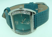 LADIES wristwatch GOLD WITH DIAMONDS luxury