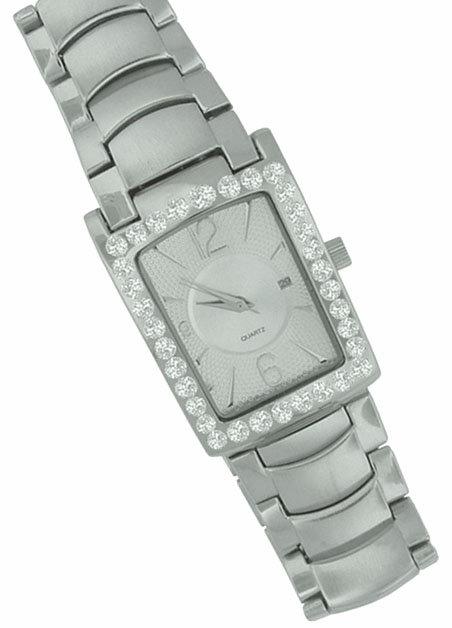 DIAMOND WATCH LUXURY wrist WATCHES ladies solid