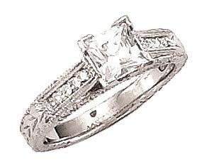 PRINCESS CUT 1.20 carat G VS2 ROUND DIAMONDS