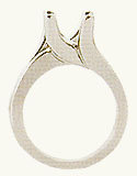 Diamonds 0.5 carats natural DIAMOND SOLITAIRE