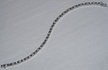 3 carats diamond tennis bracelet white gold