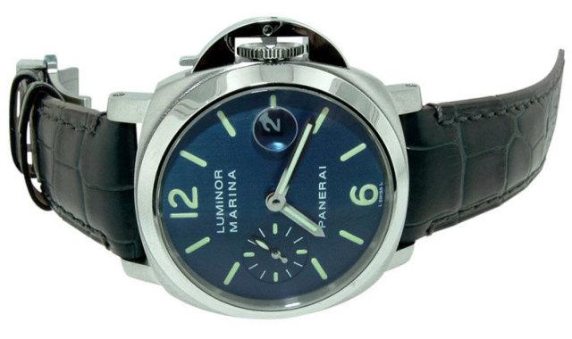 PANERAI LUMINOR MARINA gents watch luxury watches men's