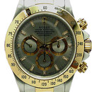 Rolex daytona STAINLESS STEEL & GOLD cosmograph