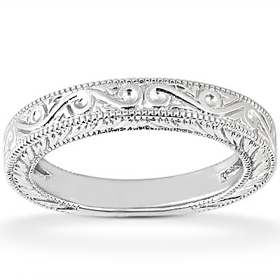 1.01 Ct. diamonds solitaire wedding ring band set F VS1