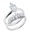 1.01 carat diamond solitaire ring marquise cut diamonds