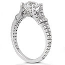 1.6 Ct. diamond solitaire ring F VVS1 diamonds new ring
