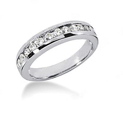 1.41 Ct. Diamonds engagement set F VVS1 diamond ring