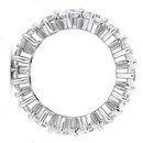 3.75 ct. diamonds eternity wedding band women's jewelry