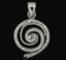 4 Ct. diamonds pendant F VVS1 diamond necklace & chain