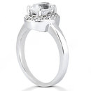 1.25 Ct. Diamond solitaire ring E VVS1 diamonds & gold