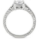 Diamond wedding ring 1.75 ct. diamonds F VS1 gold new