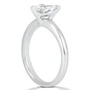 1.5 Carat diamond solitaire ring trillion cut engagemet