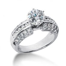 2.25 carat diamonds anniversary ring white gold jewelry