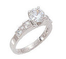 2.01 CT G VS1/VVS1 DIAMOND solitaire ring platinum NEW