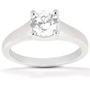 E VVS1 DIAMOND 1.25 CT. diamonds gold ring solitaire