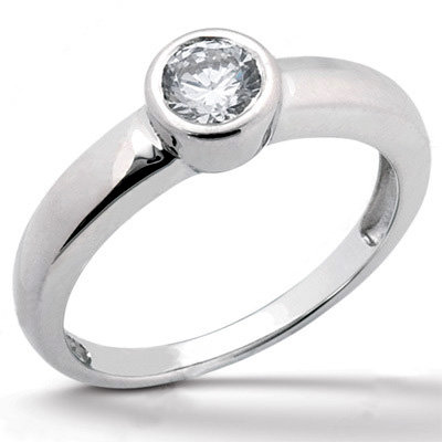 2.0 carat G SI1 DIAMOND SOLITAIRE jewelry ring