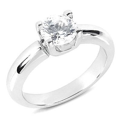 F VS1 Diamonds 1.75 ct. ENGAGEMENT RING SOLITAIRE