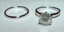 Diamonds 2.0 ct G VS2 DIAMOND solitaire ring !