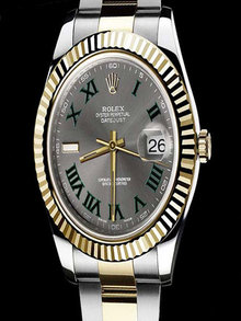 Datejust rolex oyester watch ladies oyster roman dial
