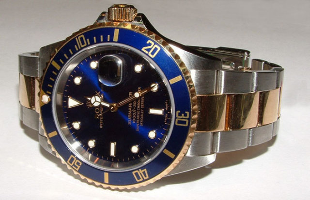 Rolex submariner watch sub-mariner Oyster Perpetual