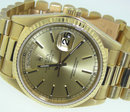 Rolex president watch presidential yellow gold pristine