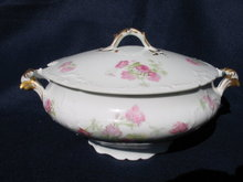 LIMOGES SOUP TUREEN
