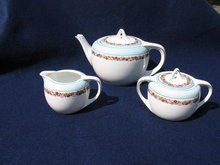 R S GERMANY TEA SET