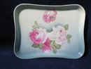VICTORIAN ROSES DRESSER TRAY