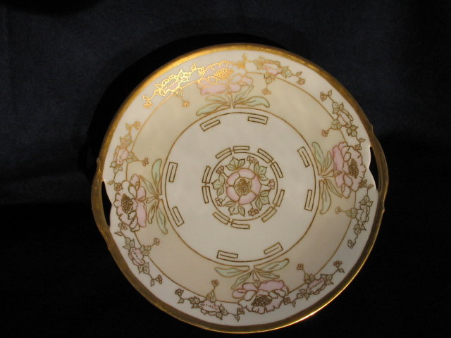 KPM  GERMANY CAKE PLATE