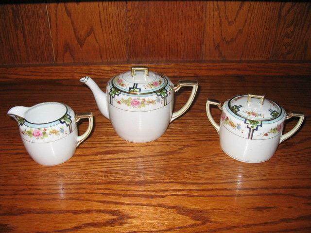 NIPPON TEA SET