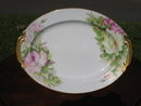 HAND PAINTED HAVILAND PLATTER